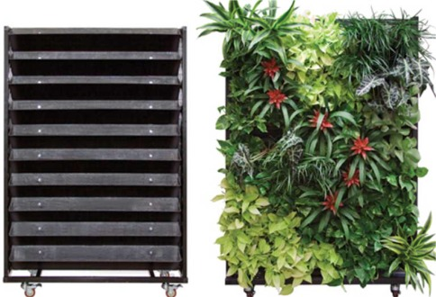 Bon Living Wall Planter Tray